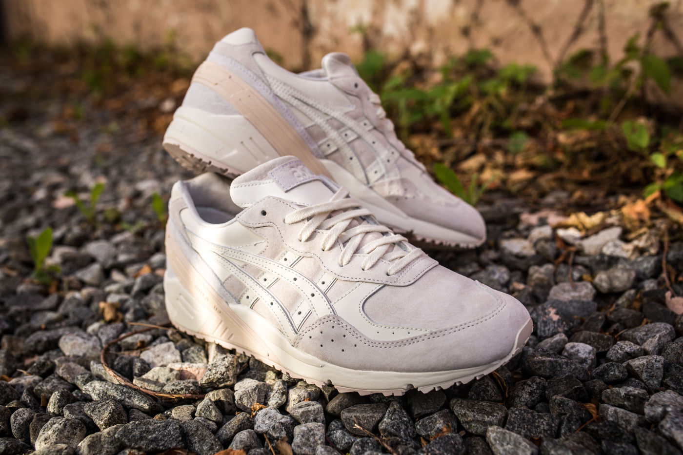 The Asics Gel Sight 'Blush' Drops at Midnight WearTesters