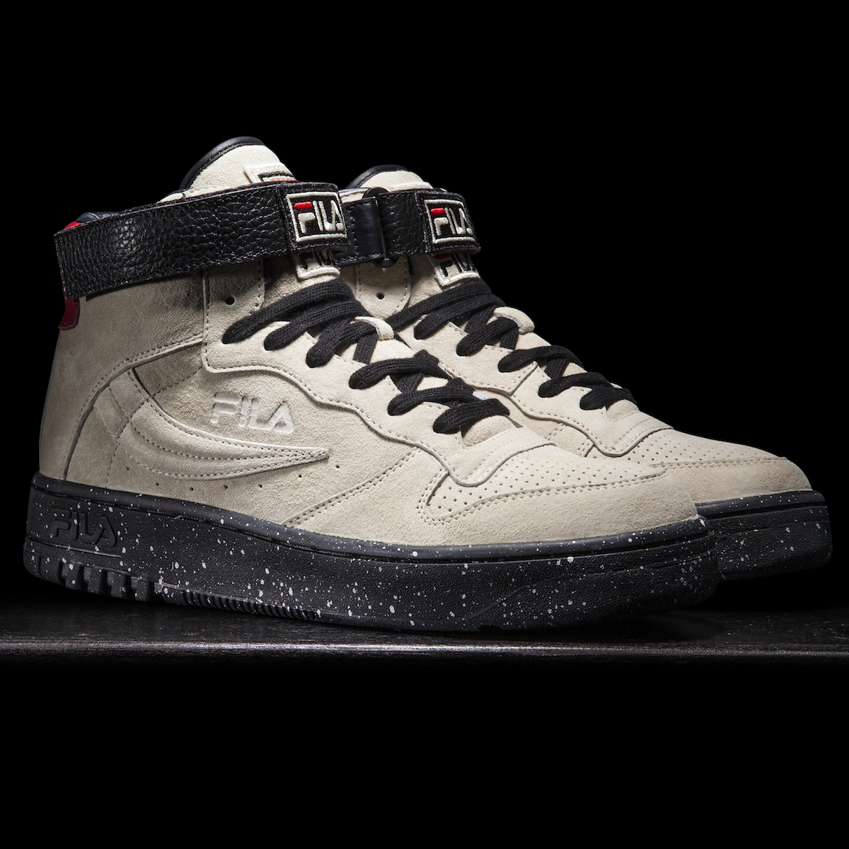 Detailed Look at the FILA x Nas x Ghostbusters Footwear
