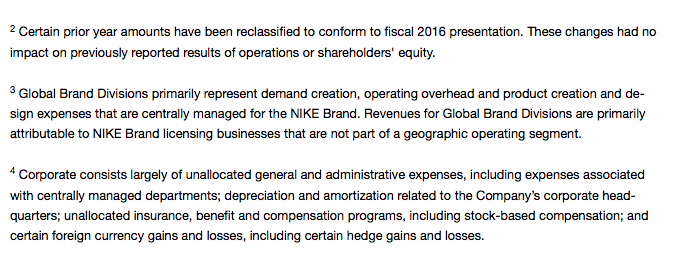 nike fiscal results 2016 q4 fourth quarter full year 9