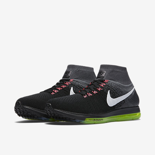 nike zoom all out flyknit black 5