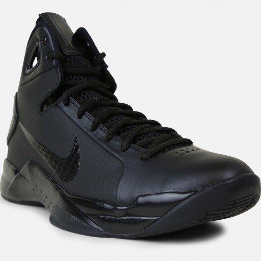 Nike Hyperdunk08-Black-3