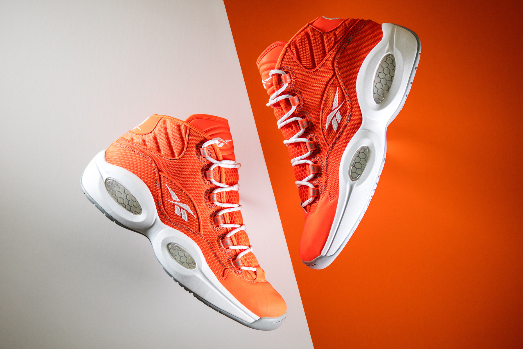 reebok question only the strong survive 1