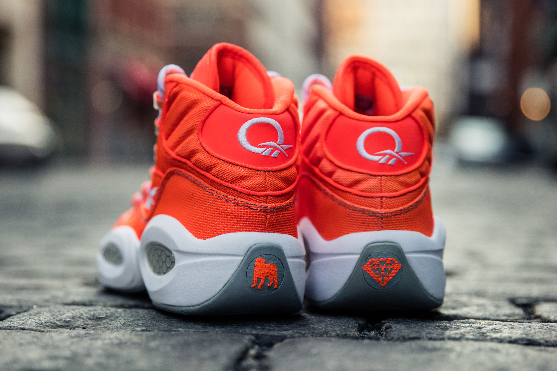 reebok question only the strong survive 10