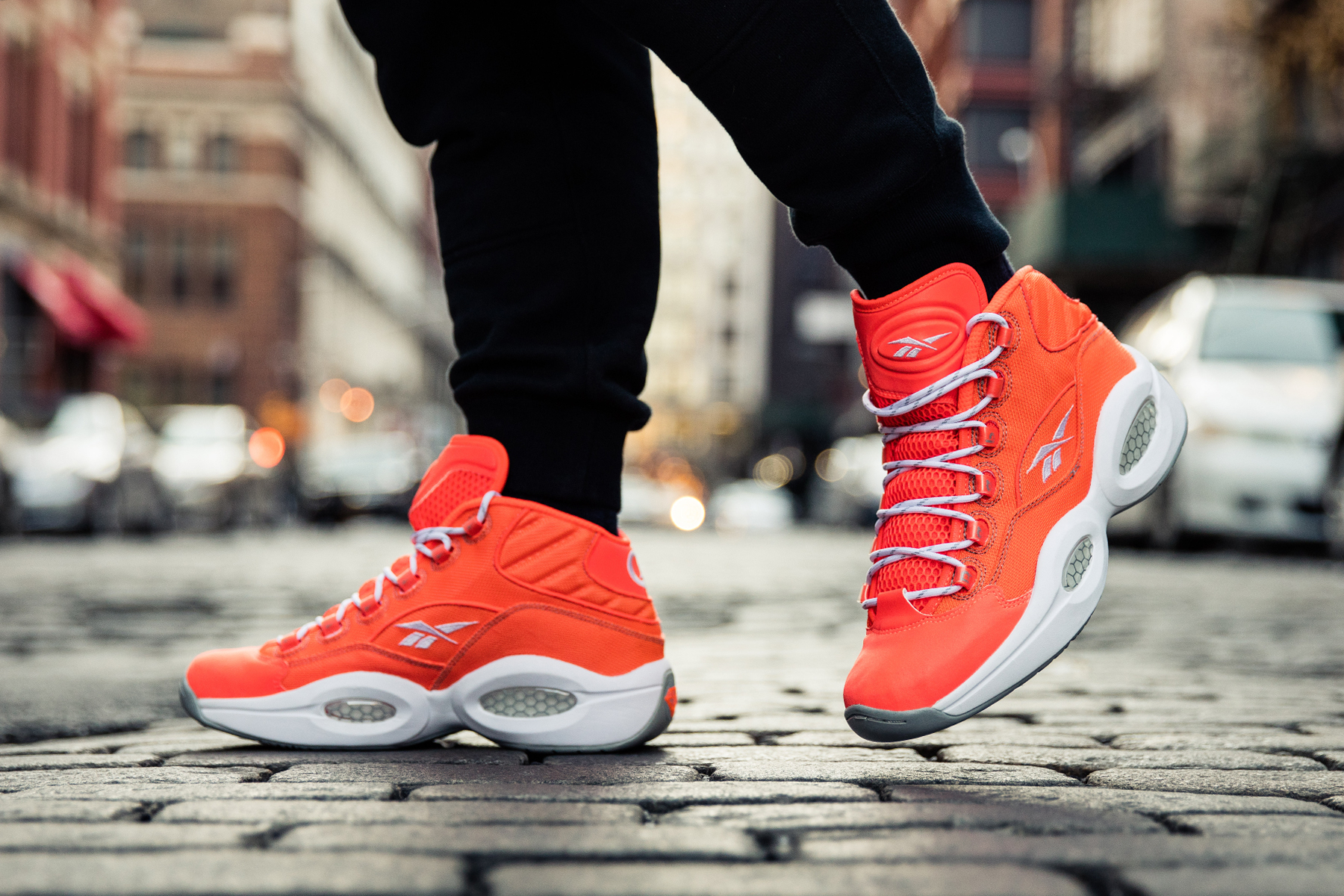 reebok question only the strong survive 11