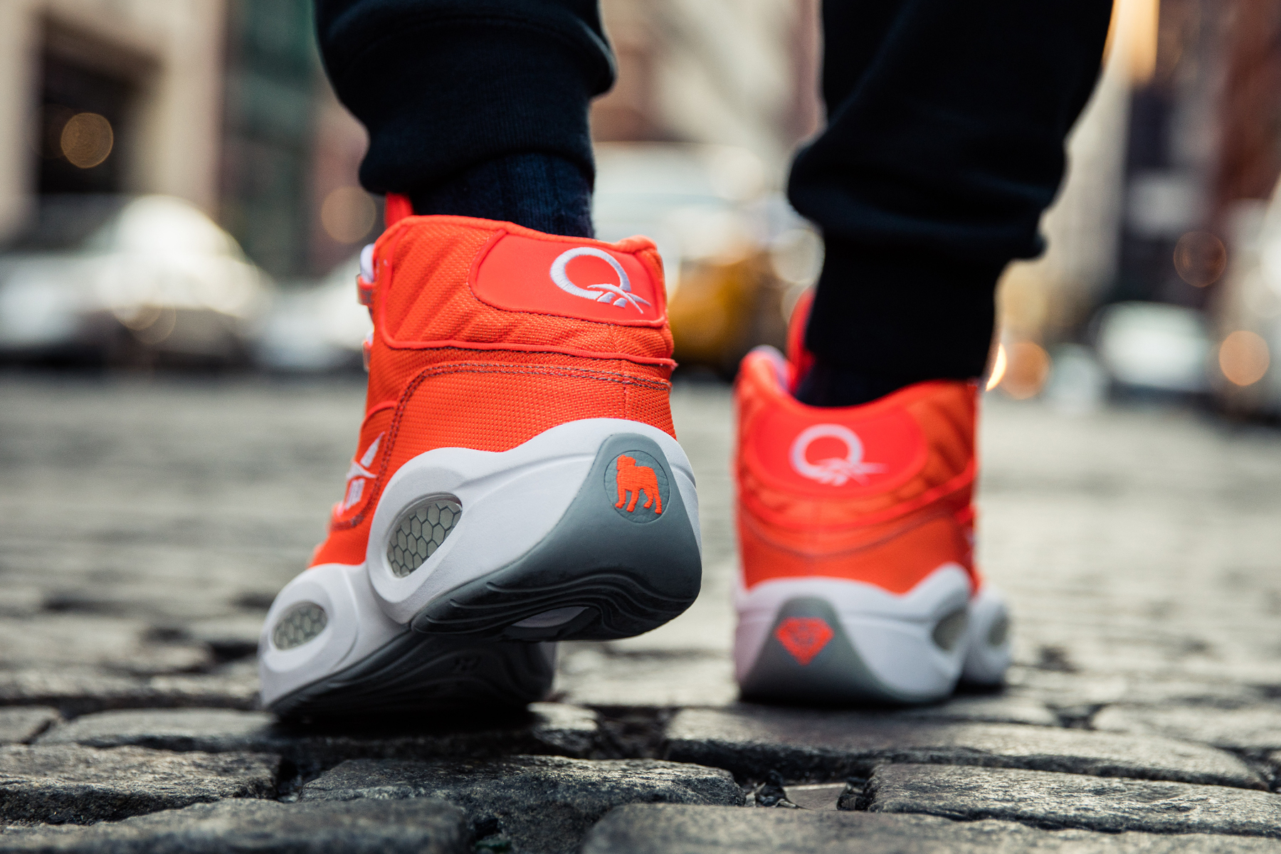 reebok question only the strong survive 13
