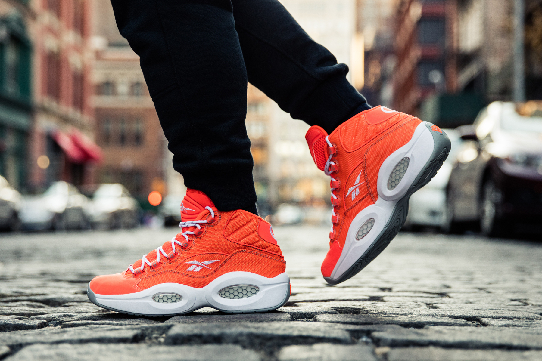 reebok question only the strong survive 15