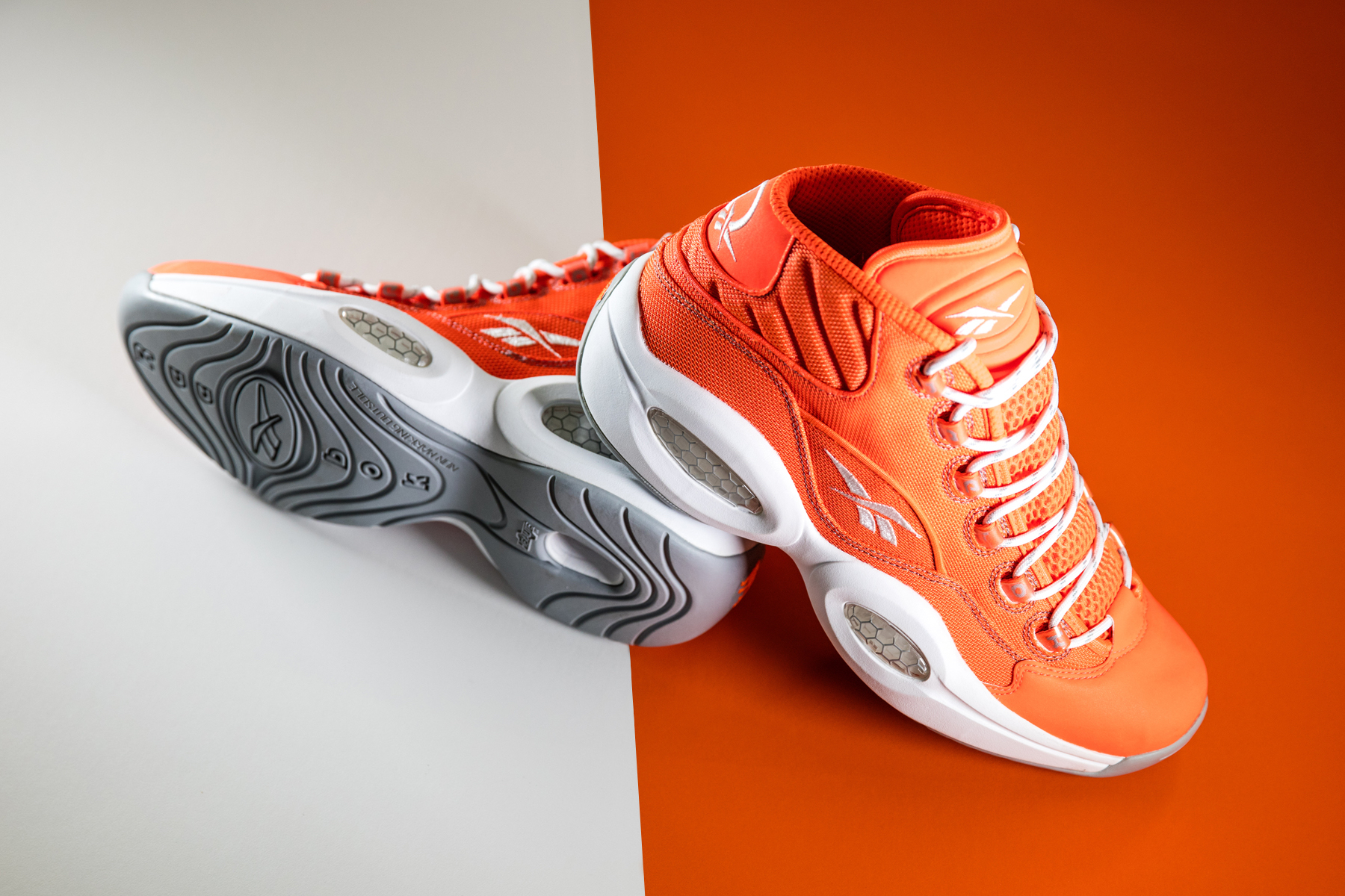 reebok question only the strong survive 3