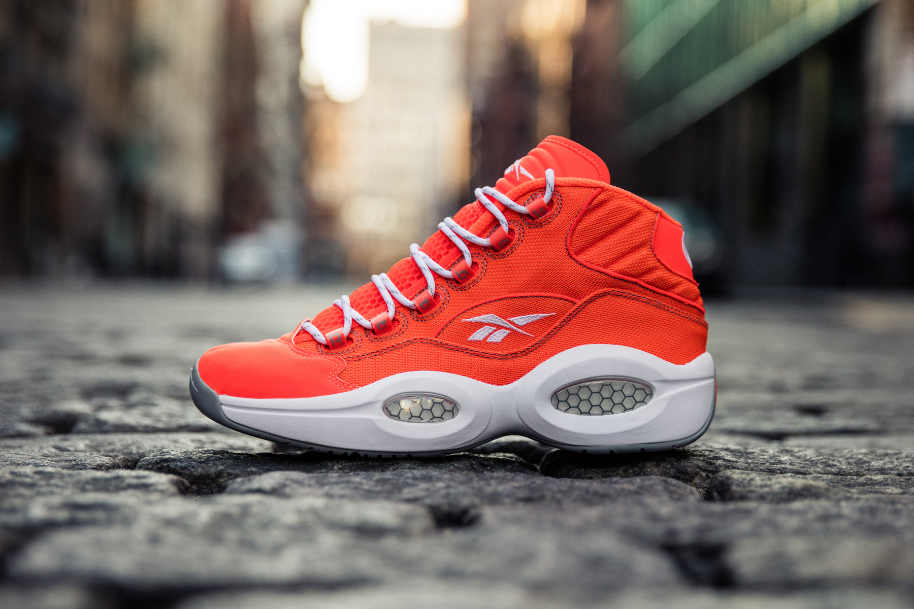 reebok question only the strong survive 7