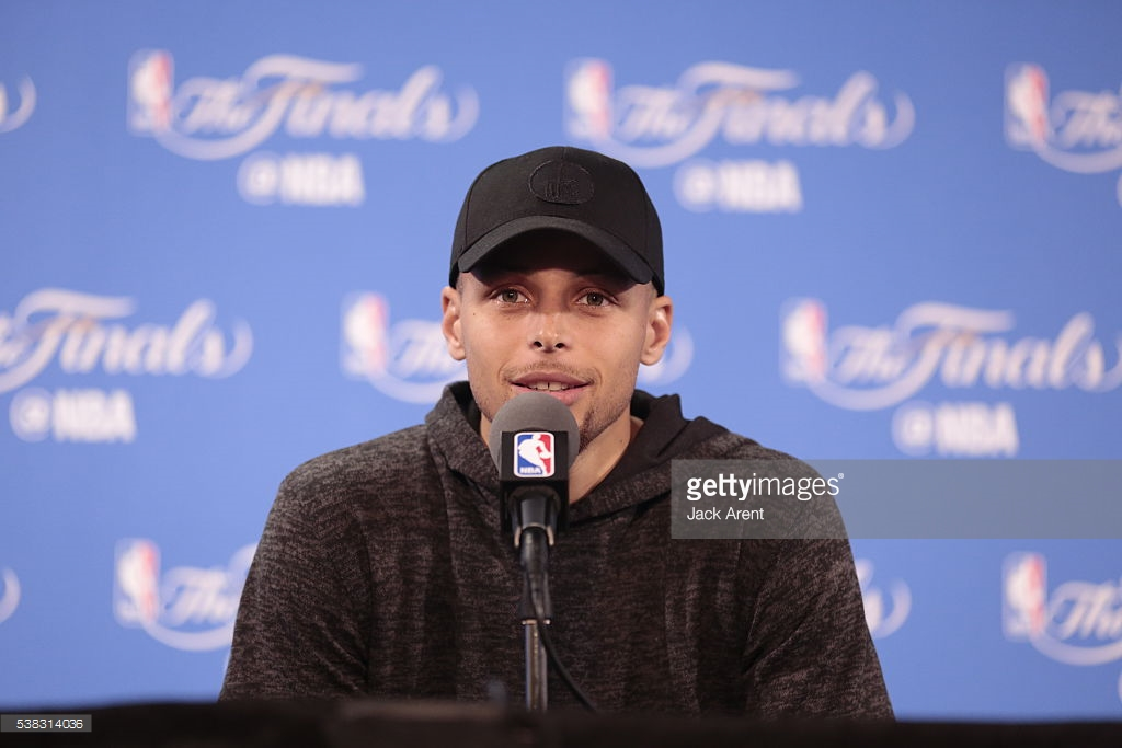 stephen curry withdraws