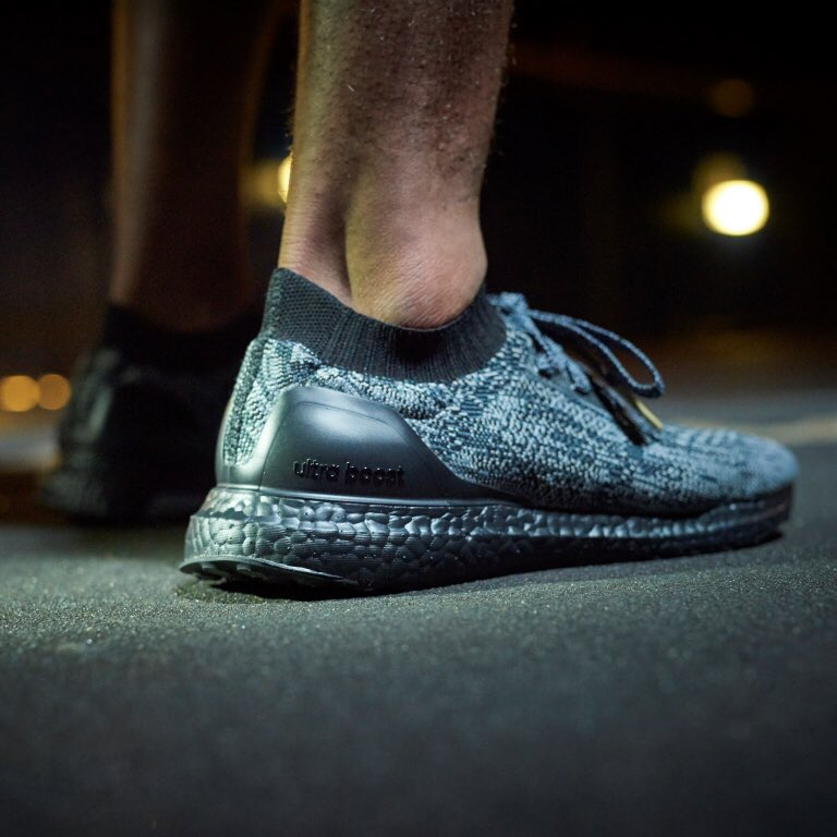 Adidas Ultraboost Uncaged Black Boost