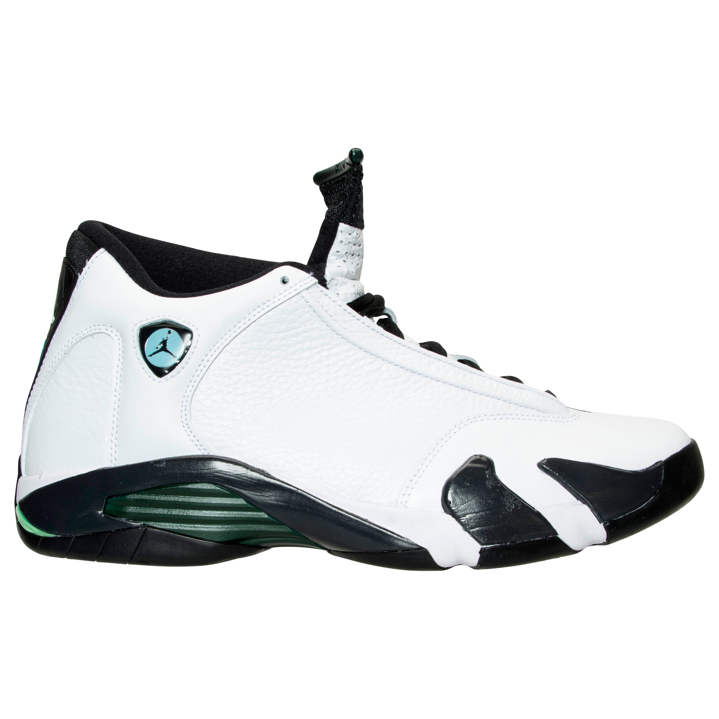 Air Jordan XIV Retro oxidized green 2
