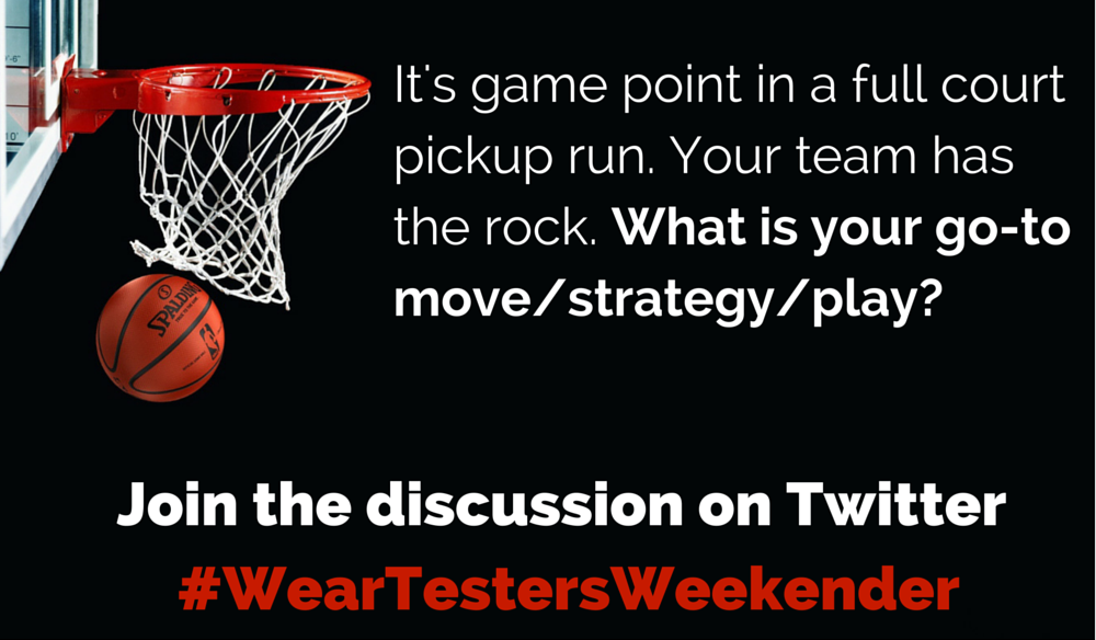 Copy of WearTesters Weekender - Looking to the Future
