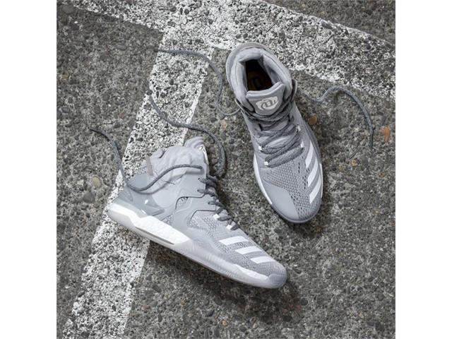 D rose 7 - Grey
