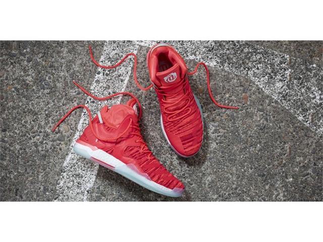 D rose 7 - Grey Solar red