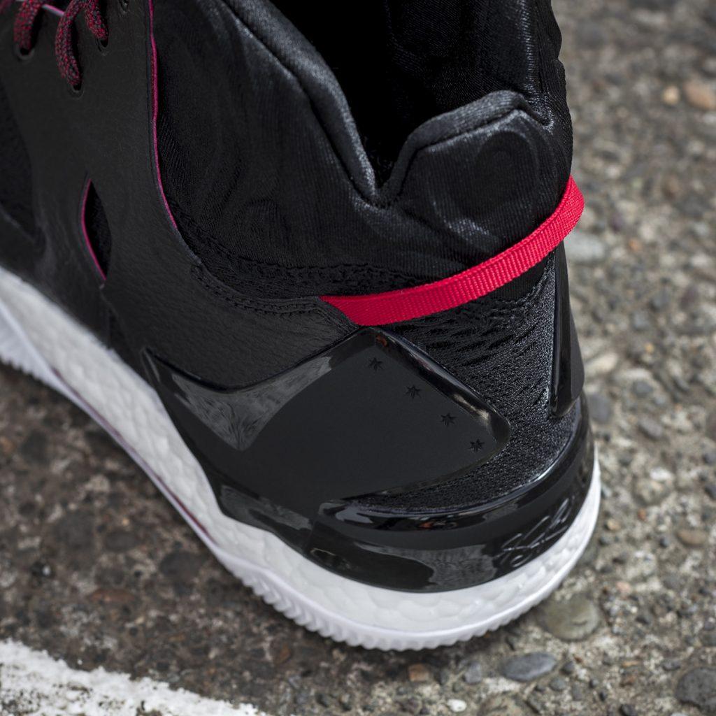 Drose7 - Black - heel