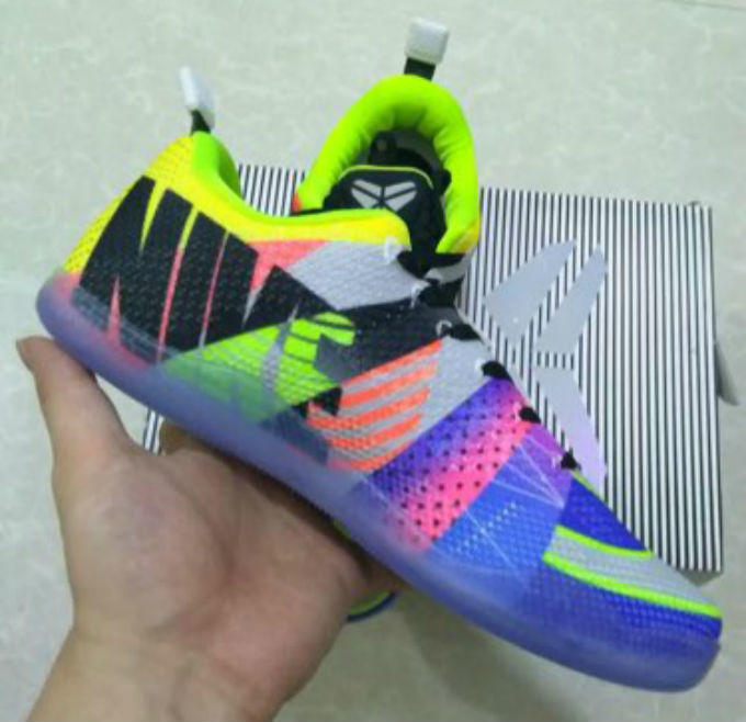 Get Your First Look at the Nike Kobe 11 'Mambacurial'-1
