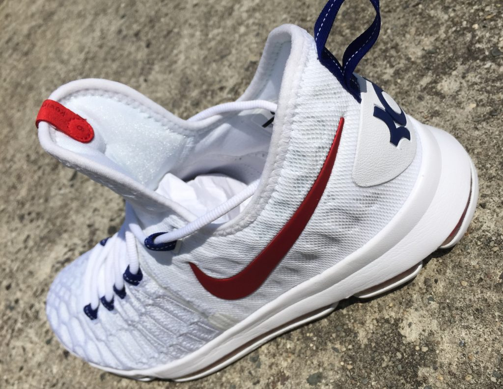 KD9 performance review 3