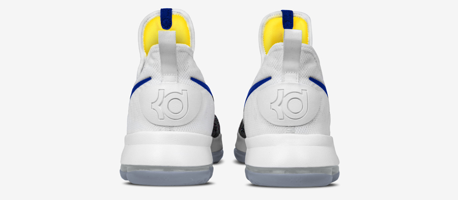 NIKEiD Offers the Nike KD 9 in DubNation Colors 14