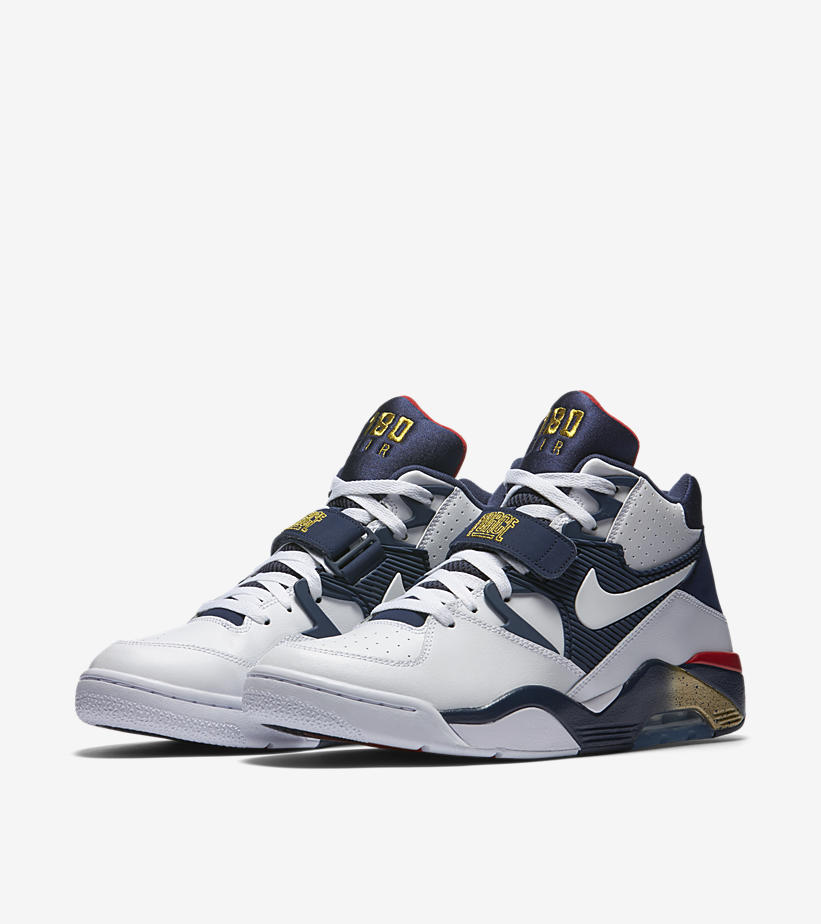 tribù sei accento  The Nike Air Force 180 'Olympics' is Available Now Way Below Retail -  WearTesters