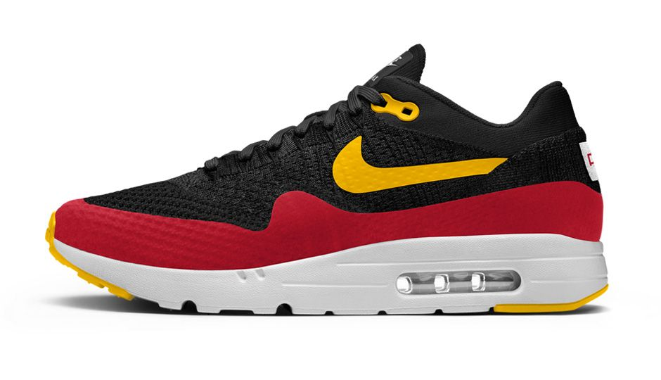 The Nike Air Max 1 Ultra Flyknit Is Now On NIKEiD