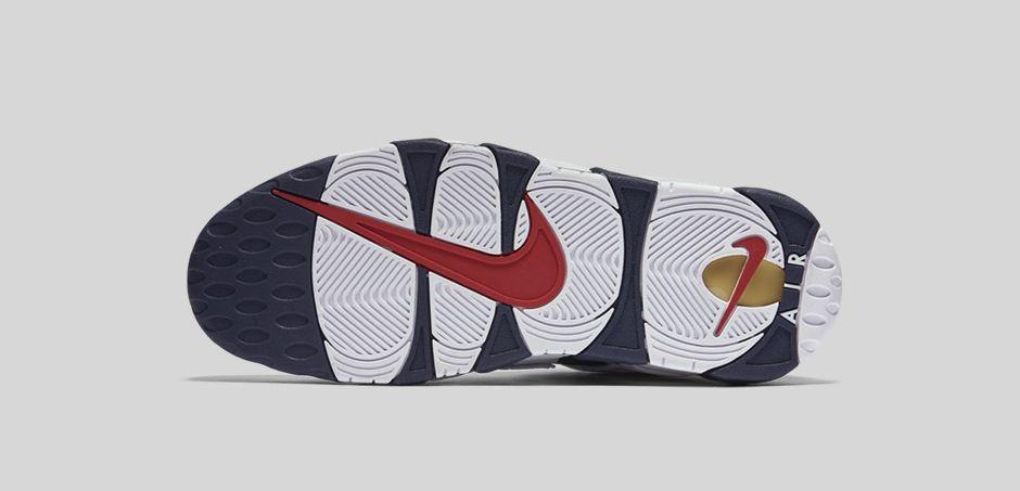 Nike Air More Uptempo USA - Outsole