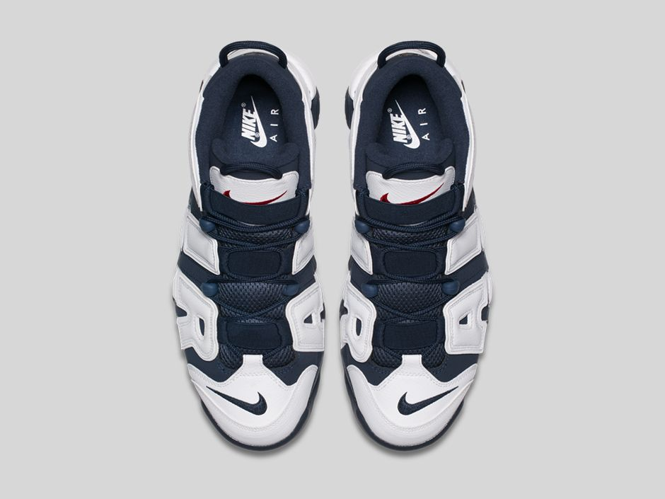Nike Air More Uptempo USA - Top