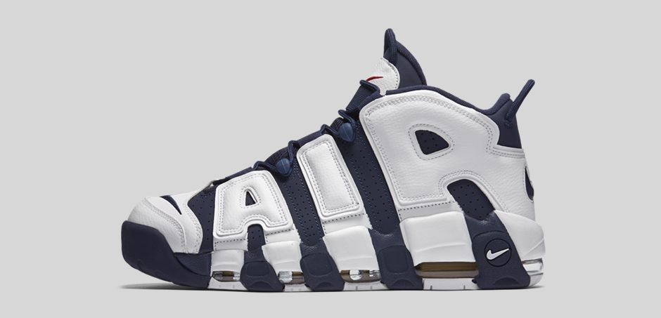 Nike Air More Uptempo USA - side