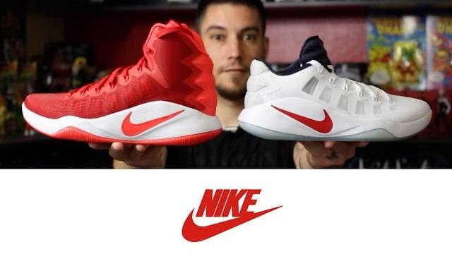 Nike Hyperdunk 2016 High & Low  Detailed Look and Review