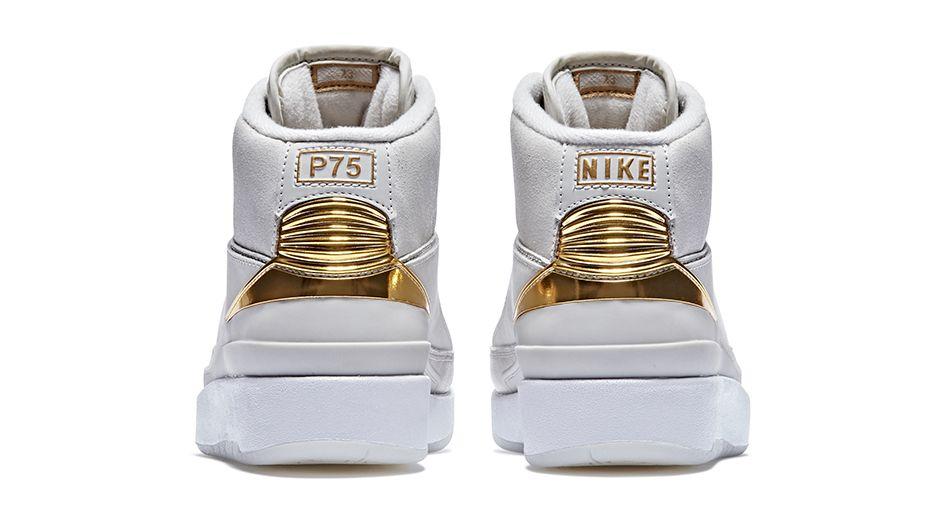 Nike X Quai 54 - Air Jordan 2 Retro Q54 Heel