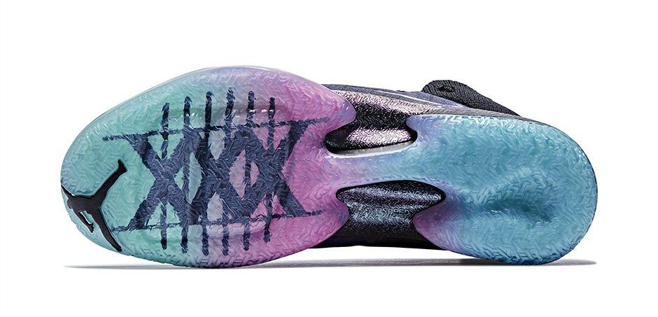 Nike X Quai 54 - AJXXX Outsole