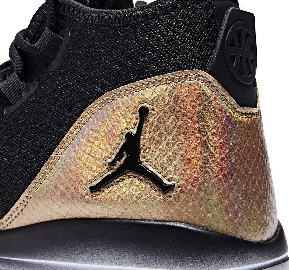 Nike X Quai 54 - Jordan reveal Q54 Heel