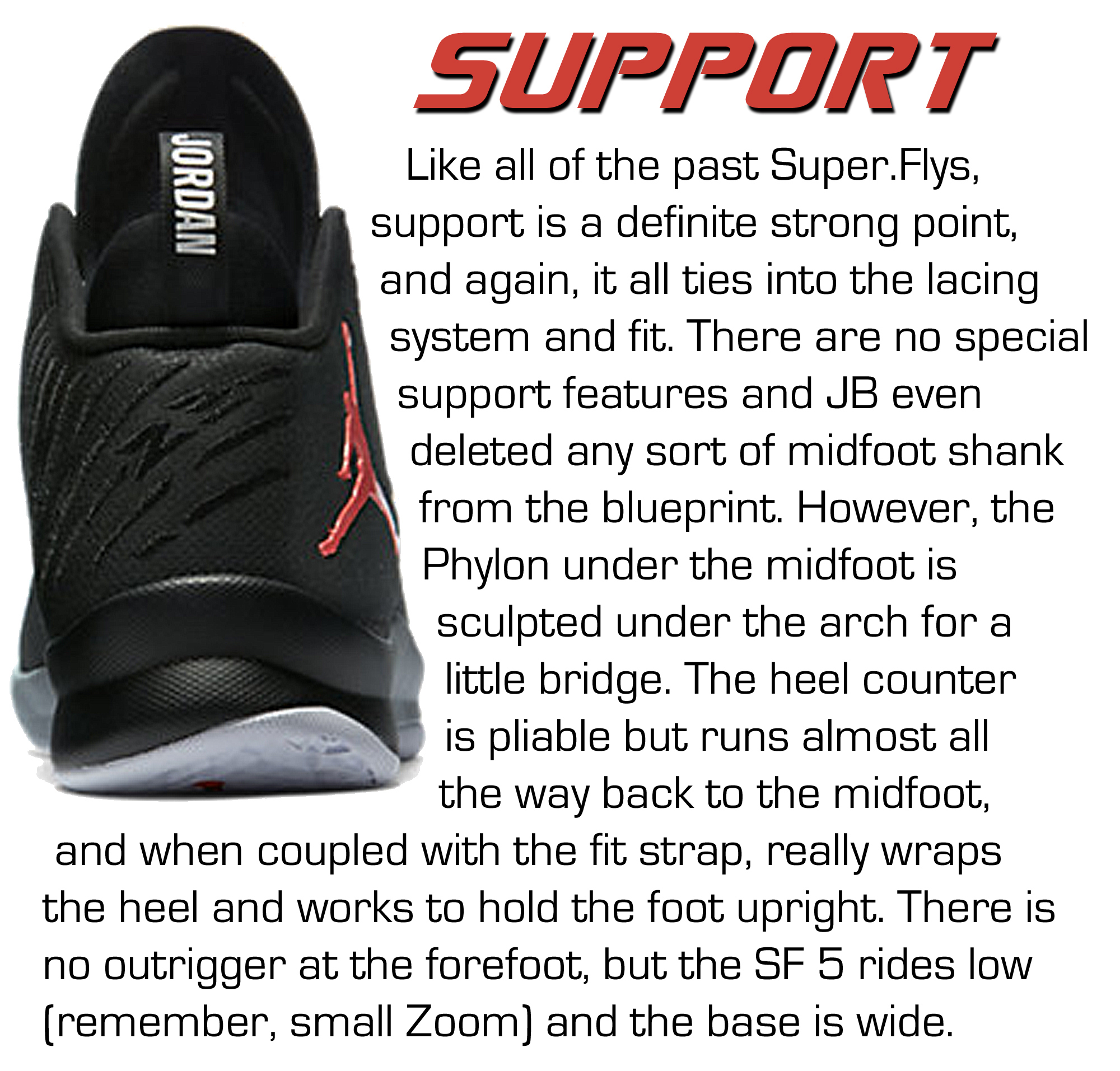 Super.Fly 5 - Support