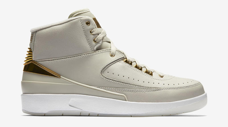 The Air Jordan 2 Gets a 'Quai 54' Colorway-5