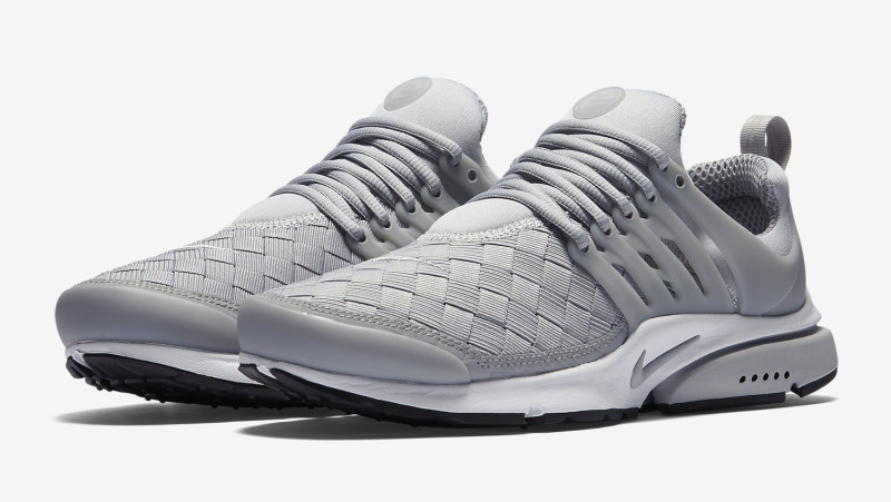 The Nike Air Presto SE Uses a Woven Upper-2