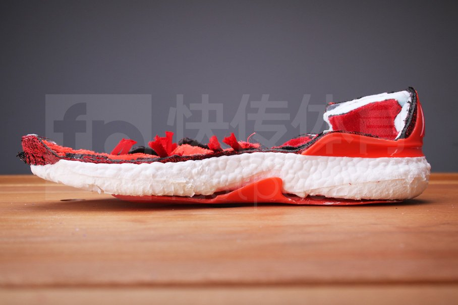 The adidas CrazyLight Boost 2016 Deconstructed 9