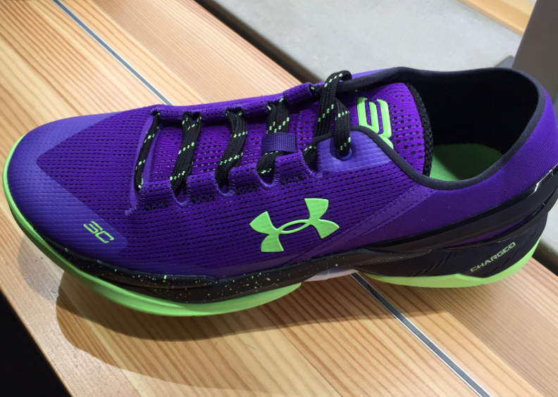 Three New Colorways Appear on the Under Armour Curry 2 Low 2