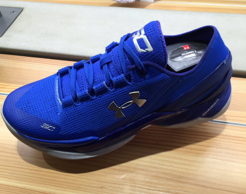 Three New Colorways Appear on the Under Armour Curry 2 Low 3