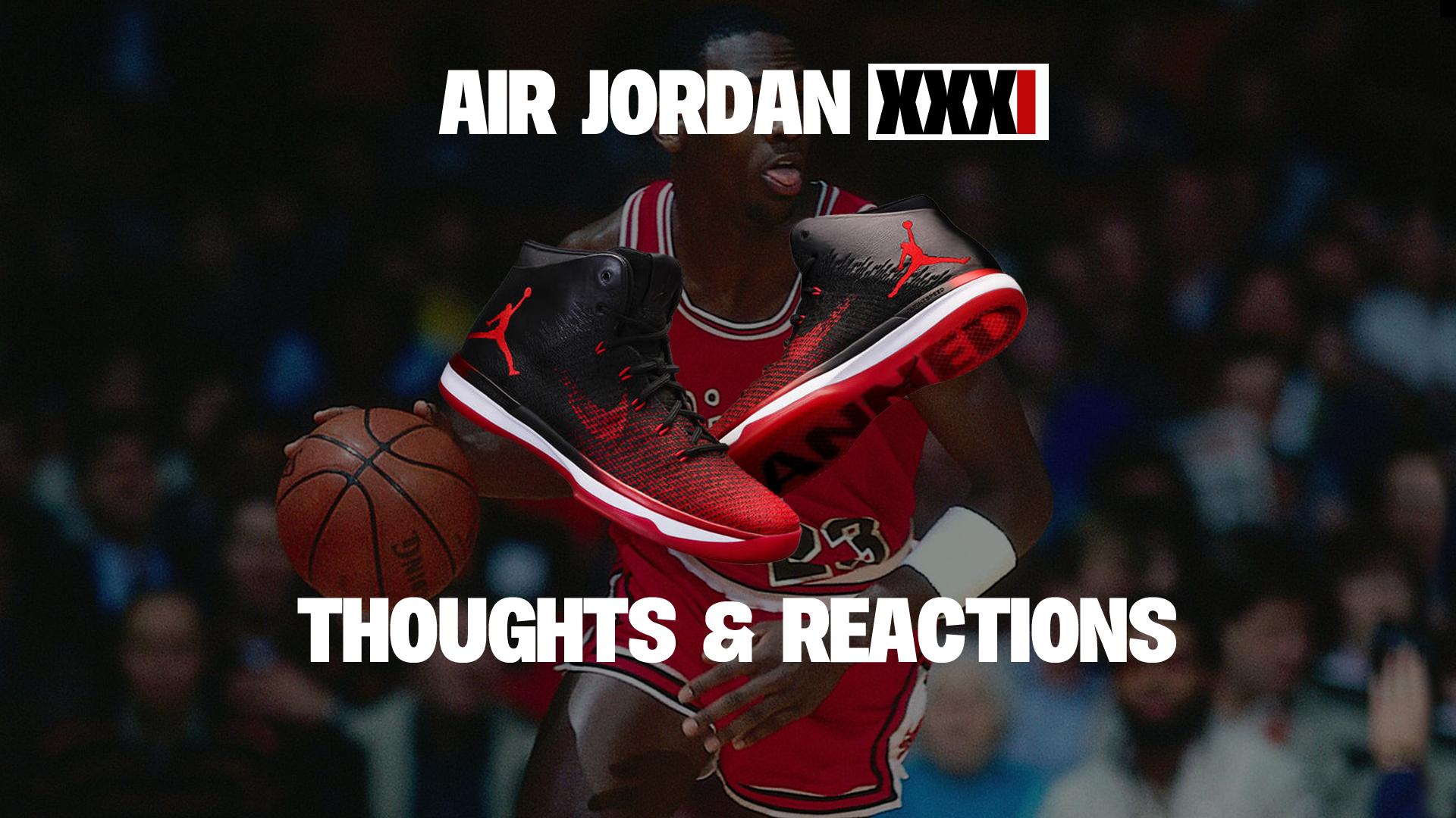 XXXI Thoughts Thumbnail