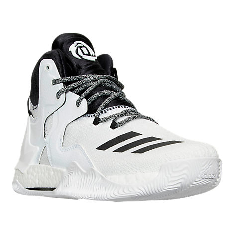 adidas D Rose 7 'White:Black'  – Available Now-2