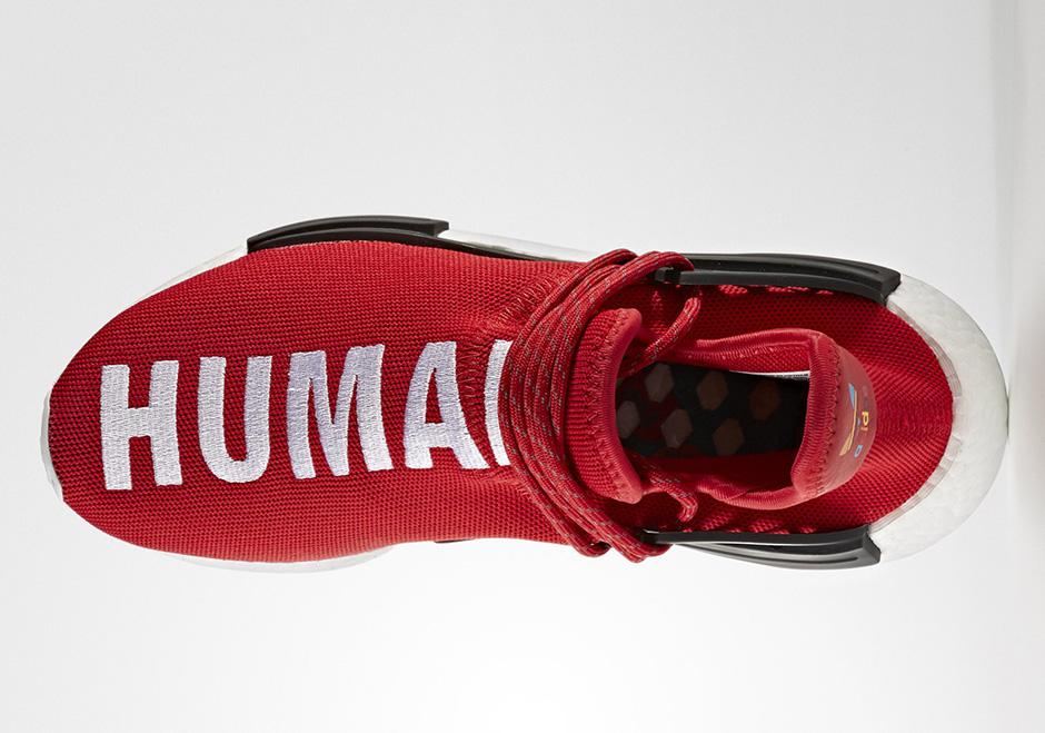 adidas Nomad Human Race Boys' Grade School Kids Foot