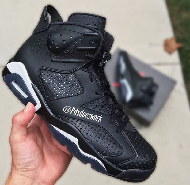 air jordan 6 black cat 2