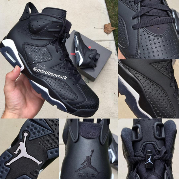 air jordan 6 black cat 3