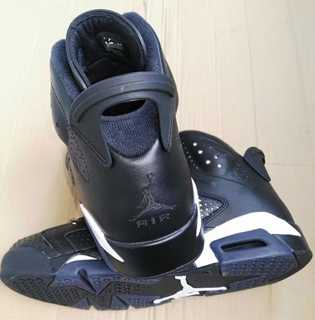 air jordan 6 black cat 5