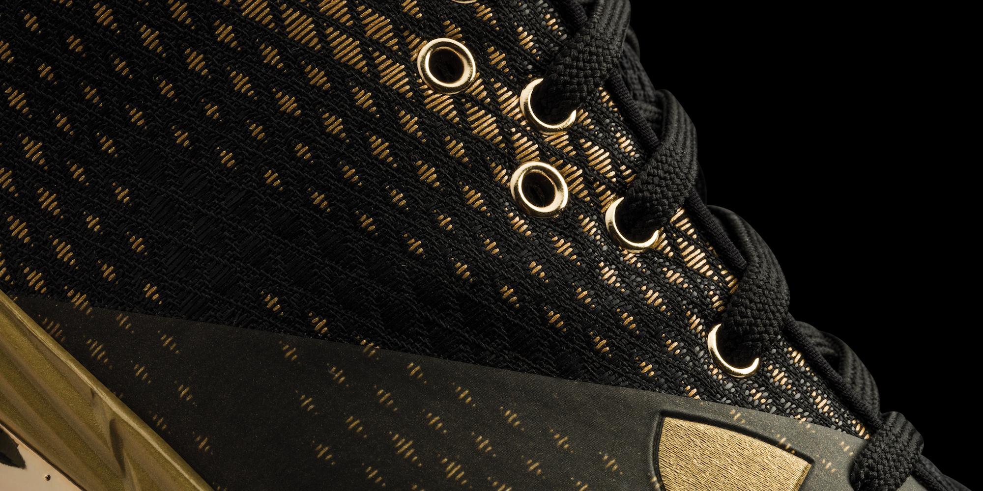 under armour harper one black gold 5