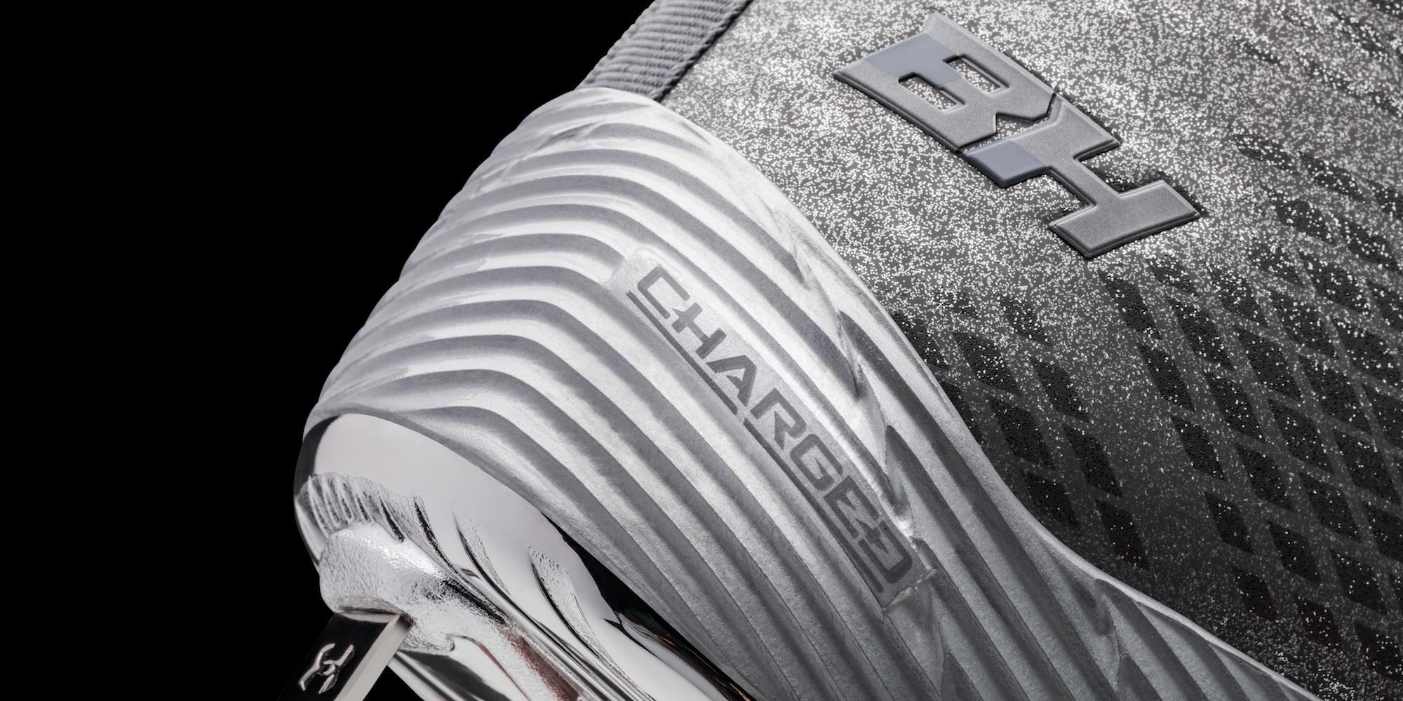 under armour harper one platinum 3