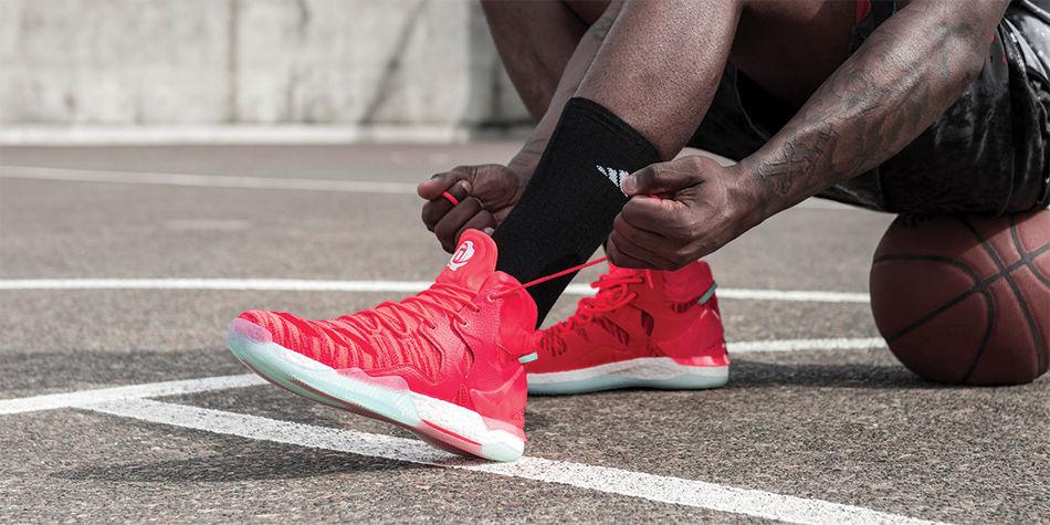 adidas d rose socks
