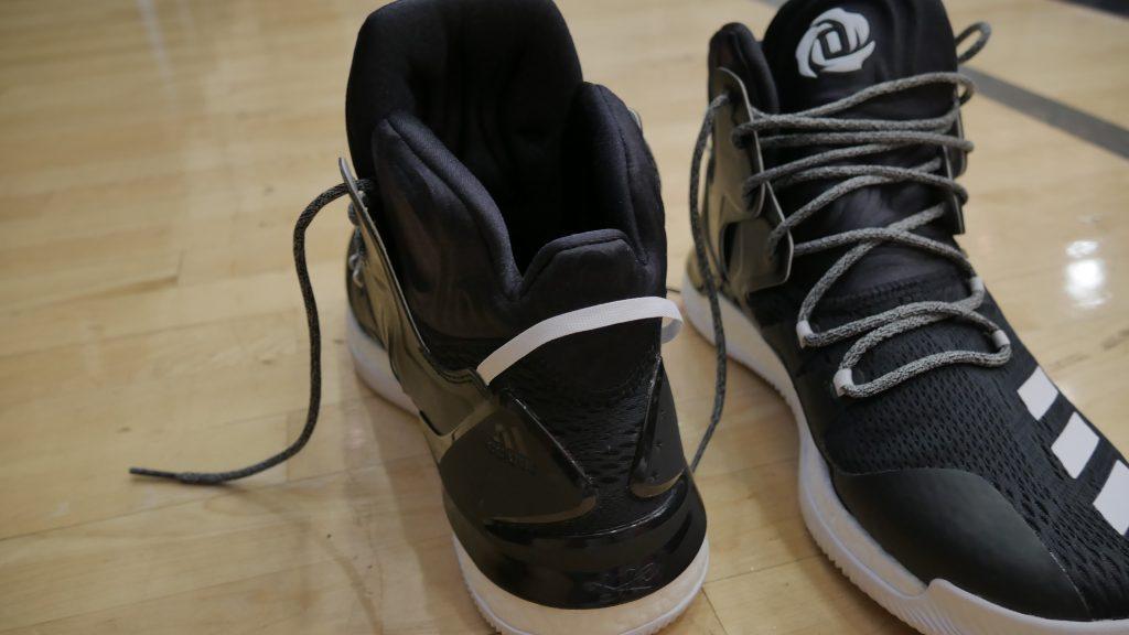 Adidas DRose7 - Support