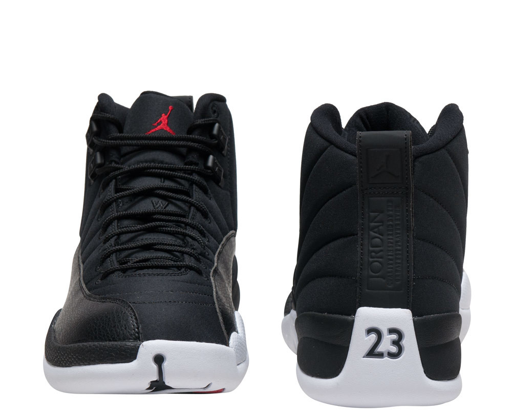 Air Jordan 12 - Neoprene-Front Back