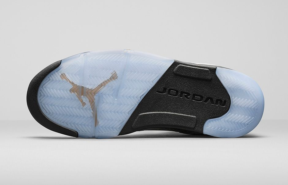 Air Jordan 5 Retro Gold Medal 5