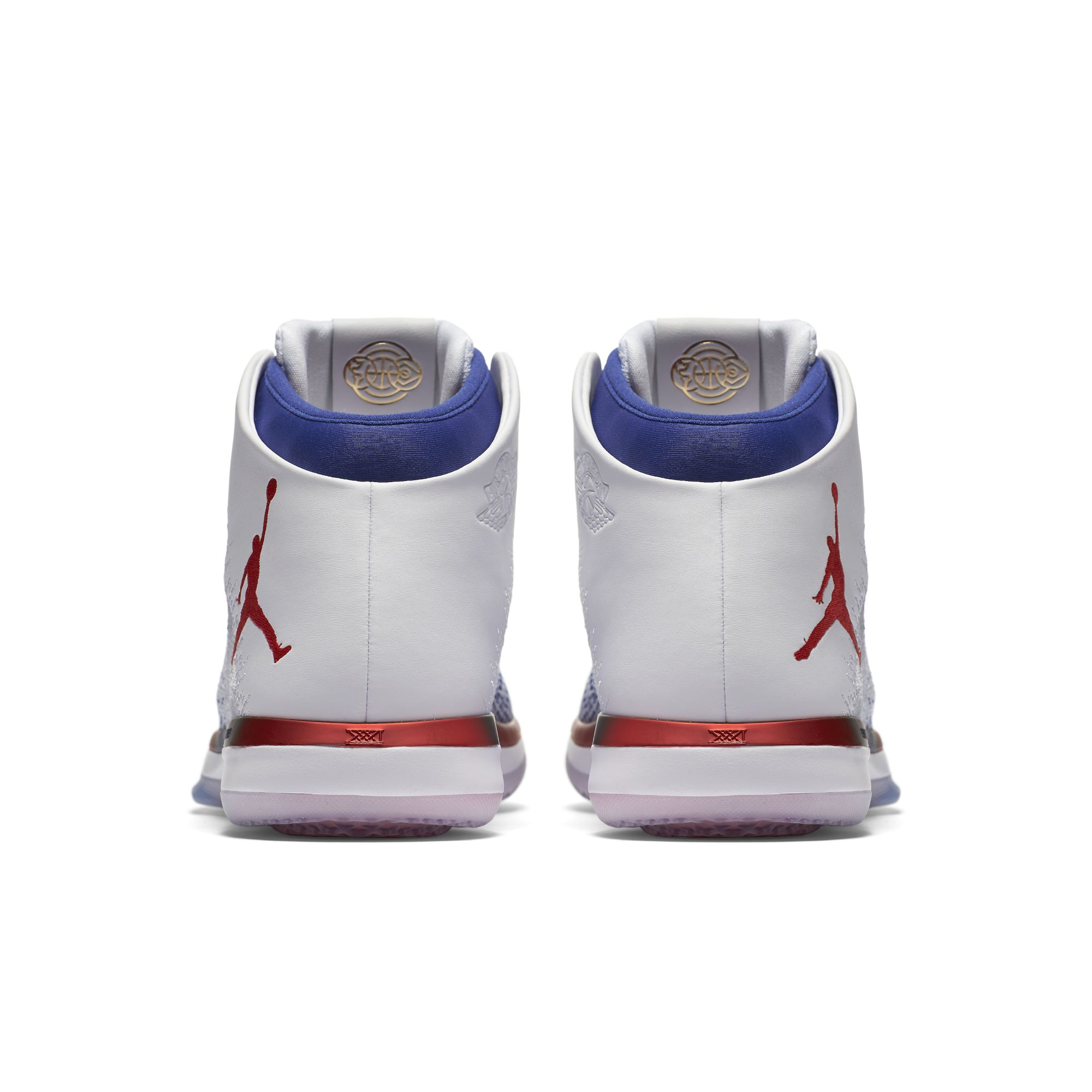 Air Jordan XXXI - USA - Heel